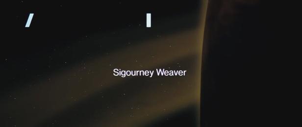 Alien Sigourney